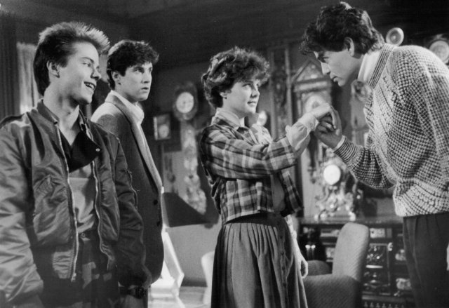 Fright Night (1985) | Awesome Barnhart's Reviews
