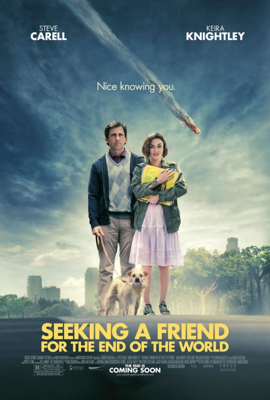 Seeking a Friend for the End of the World - Movie Poster