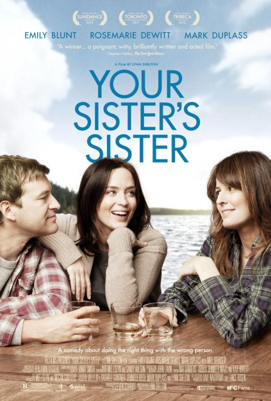 Your Sister's Sister - Movie Poster