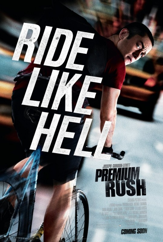 Premium Rush - Movie Poster